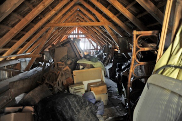 Attic Clean Out Junk Removal